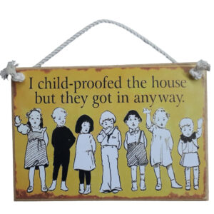 Country Printed Quality Wooden Sign And Hanger Been Farming Long Plaque New Gift