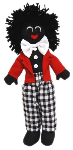 Jerome Golliwog Boy Golly Doll