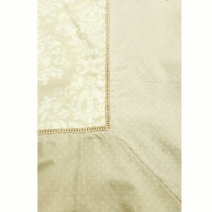 Country Vintage look New Table Cloth FLEUR NATURAL FAWN Tablecloth Rectangle Kitchen