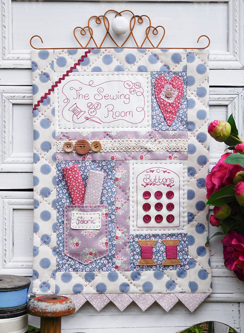 Quilting Sewing Pattern Sally Giblin Rivendale Collection