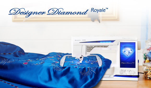 Husqvarna Viking Diamond Royale For Sale