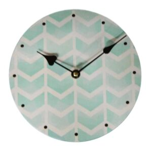 Clock French Country Vintage Inspired Wall Clocks Time AZTEC DESIGN 3, 29cm NEW