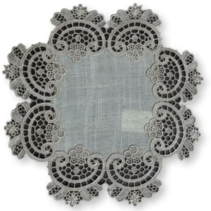 French Country Doiley LISBORN Doily Lace Placemat Table or Duchess NEW