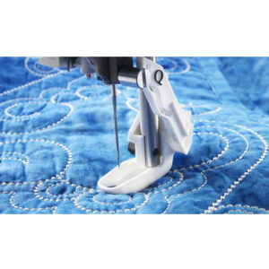 Husqvarna Viking Sensor Q Foot for Machine Embroidery Quilting Patchwork Sewing NEW