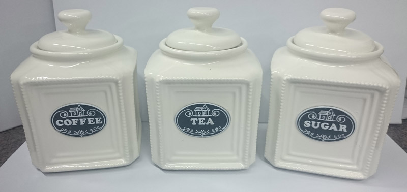 elegant kitchen canisters french country elegant kitchen canisters tea coffee sugar black label with seals new 4052