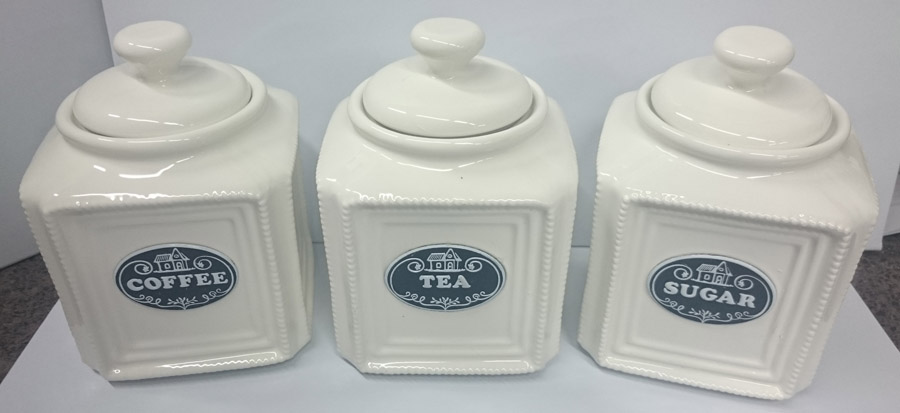 elegant kitchen canisters french country elegant kitchen canisters tea coffee sugar black label with ebay 161