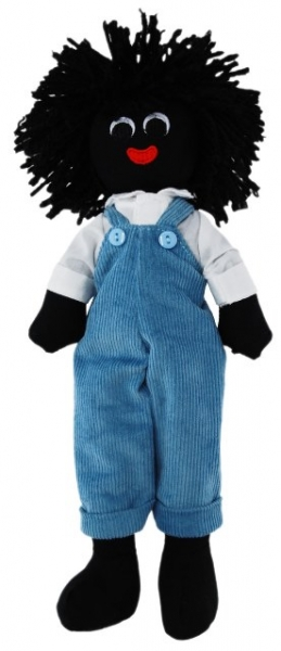 Arthur Golliwog Boy Golly Doll New