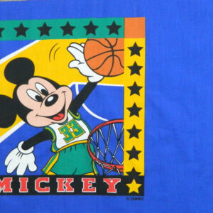 Quilting Patchwork Fabric Sewing DISNEY MICKEY MOUSE Panel 50x170cm New www.somethingscountry.com