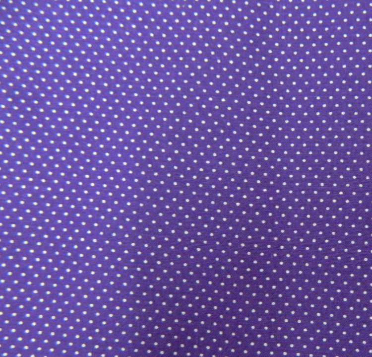 Quilting Patchwork Cotton Sewing Fabric MICRO SPOTS PURPLE 50x55cm FQ NEW www.somethingscountry.com.au