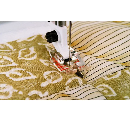 Husqvarna Viking STITCH IN THE DITCH Quilting Foot Sewing Machines New