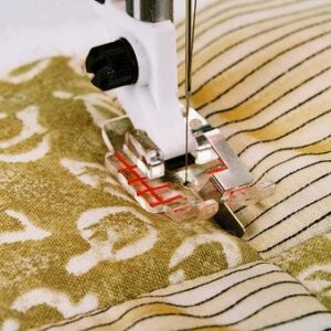Husqvarna Viking STITCH IN THE DITCH Quilting Foot suits all Sewing Machines NEW