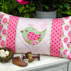 Quilting Sewing Cushion Pattern MRS PENNYFEATHER Sally Giblin Rivendale Collection NEW