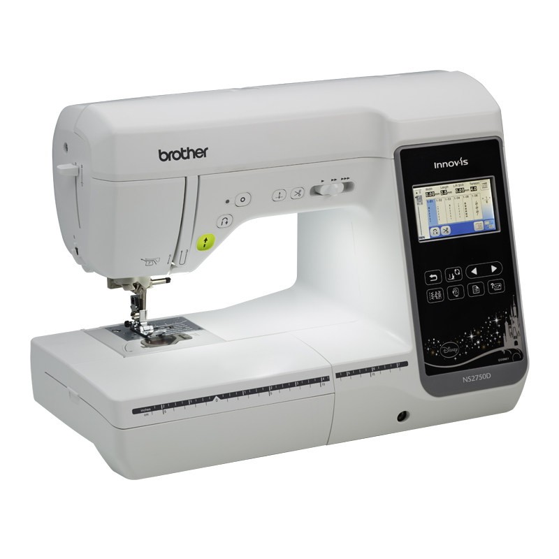 Brother Innov-is NS2750D Computerized Sewing & Embroidery with Disney Machine Brand NEW