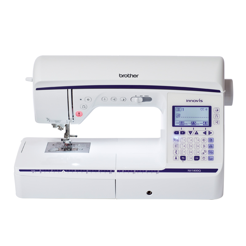Brother Innov-is NV1800Q Computerized Quilting & Sewing Machine Brand NEW
