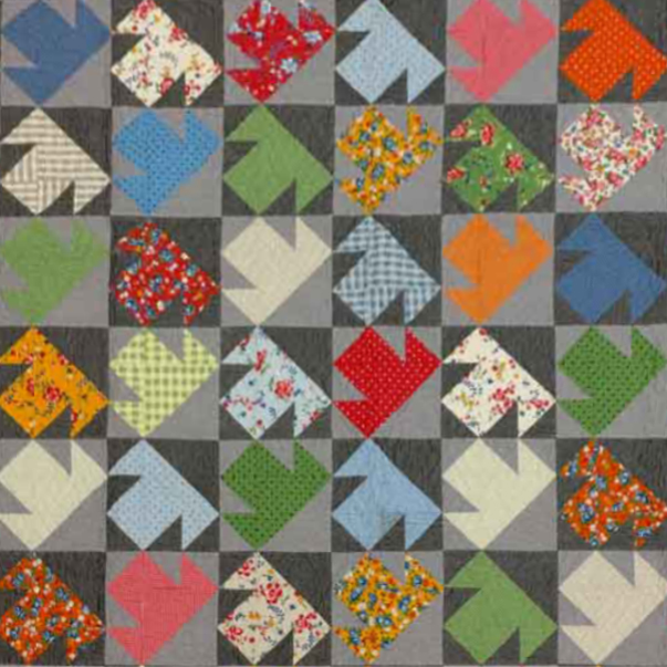 Cake Mix Quilt Ideas