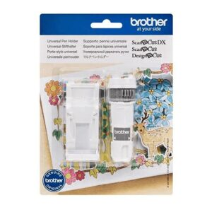 Brother Scan N Cut and SDX Universal Pen Holder Holds any Marker Pen