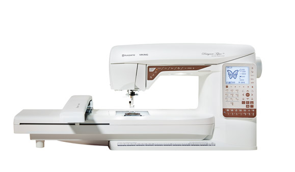 Husqvarna Viking Topaz 40 Sewing Quilting Amp Embroidery