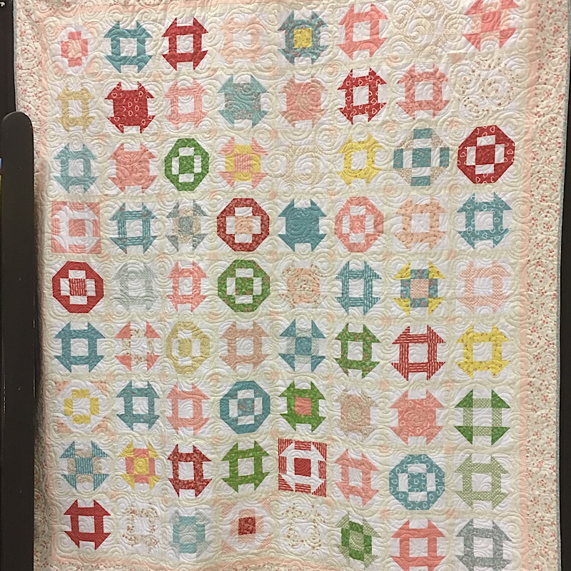 Cake Mix Recipe Quilt Pattern