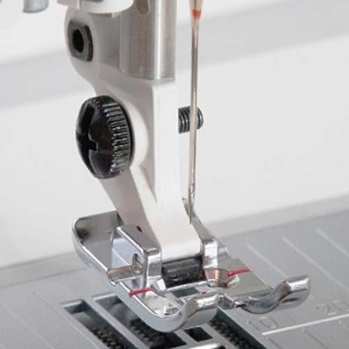 Husqvarna Viking PRESSER A FOOT Sewing Foot suits all Sewing Machines NEW
