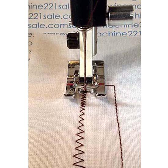Husqvarna Viking ADJUSTABLE BIAS BINDING Sewing Foot suits all Sewing Machines NEW