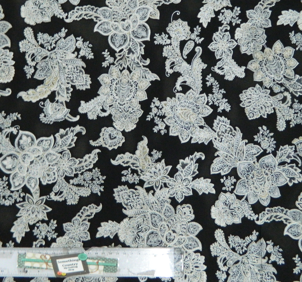 black silver fabric just fabrics quilting patchwork sewing fabric black with metallic 179