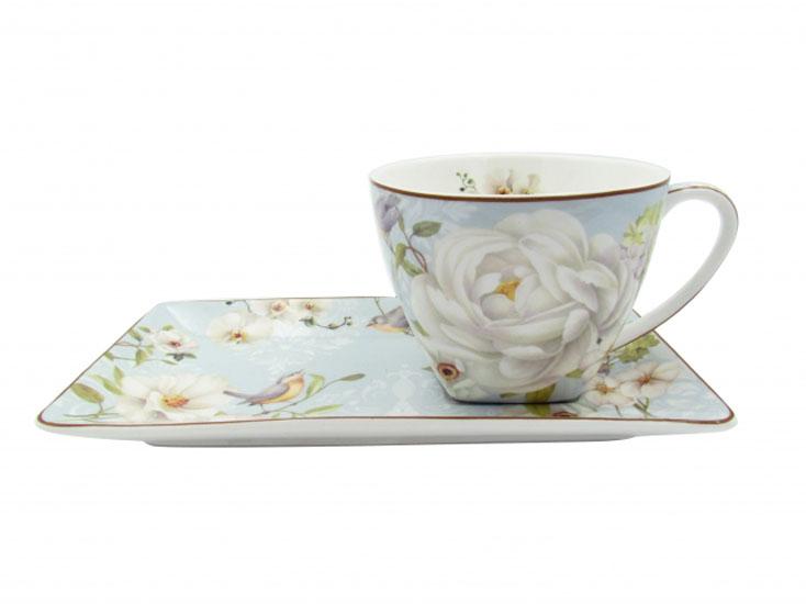 Elegant Kitchen Breakfast Tea Cup And