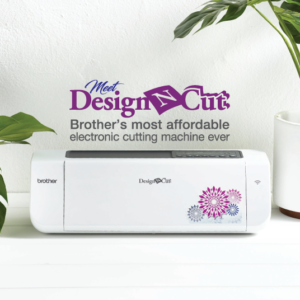 Brother Design N Cut DC200 Brand New Cutting Machine like ScanNCut Vinyl Scrapbooking