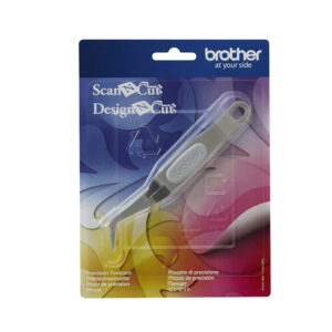 Brother Scan N Cut or Design N Cut Reverse Tweezers Weed Materials off your Mat NEW