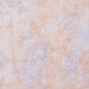 Patchwork Quilting Sewing Fabric BATIK PEACH PURPLE PINK 50x55cm FQ New