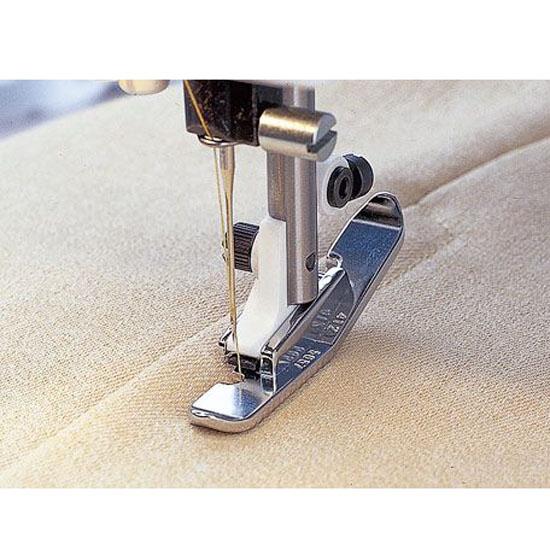 Husqvarna Viking Metal NARROW Zipper Foot Sewing Machine New