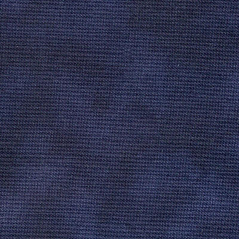 Patchwork Quilting Sewing Fabric Mystique D689686 Navy 50x110cm 1/2m New