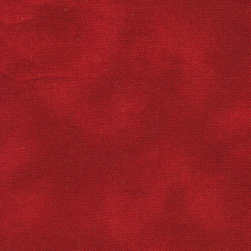Patchwork Quilting Sewing Fabric Mystique D689708 Scarlet Red 50x110cm 1/2m New