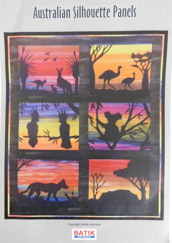 Quilting Sewing AUSTRALIAN Animal DINGO Quilt Pattern Kit ...