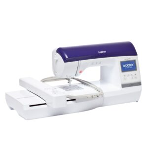 Brother Innov-is NV800E Computerized Embroidery Only Machine Brand NEW