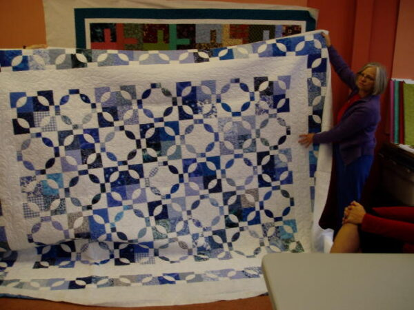 """Quilting Patchwork Sewing Template LOVERS KNOT Set 8 and 4"""" Matilda's Own New"""