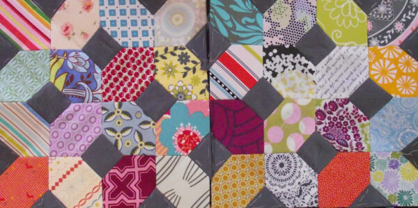 """Quilting Patchwork Sewing Template Extra LOZENGE Set 1.25-7.25"""" Matilda's Own New"""