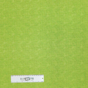 Patchwork Quilting Sewing Fabric CHAMBRAY BLENDER LIME 50x110cm 1/2m New