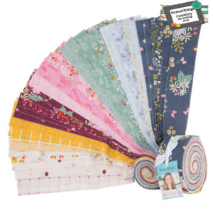 Moda Quilting Jelly Roll Sewing Patchwork TWILIGHT 2.5 Inch Strips Fabrics New