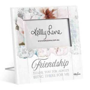 French Country Vintage Inspired Photo Frame MAGNOLIA Friendship 6x4inch Photo New