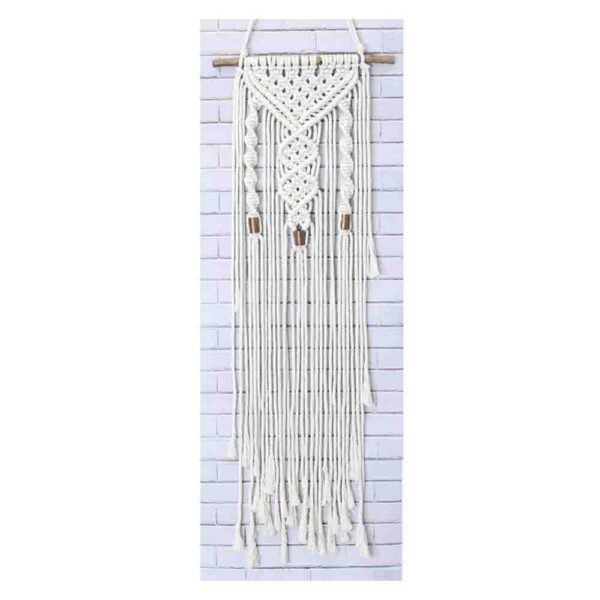Creative Macrame Kit TWISTS Make your Own Wall Hanging Kit with Instructions New