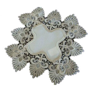 French Country Doiley VERONA Doily Lace Mat for Table or Duchess 30x30cm New