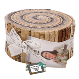 Quilting Jelly Roll Patchwork MODA BREW 2.5 Inch Sewing Fabrics Material New