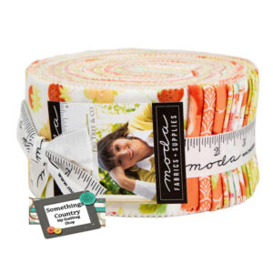 Quilting Jelly Roll Patchwork MODA CHANTILLY 2.5 Inch Sewing Fabrics Material New