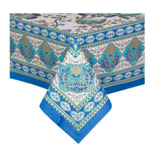 French Country Kitchen Table Cloth CORFU Tablecloth Cotton Large 150x320cm New