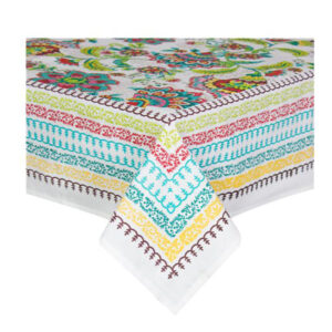 French Country Kitchen Table Cloth VIENNA Tablecloth Cotton Large 150x320cm New