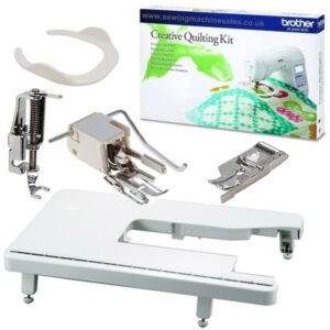 Brother CREATIVE QUILTING KIT for A Series Sewing Machines New