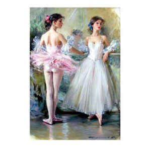 5D Diamond Painting Full Image Square Drills BALLERINAS 30x40cm New
