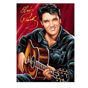 5D Diamond Painting Full Image Square Drills ELVIS PAINTING 30x40cm New