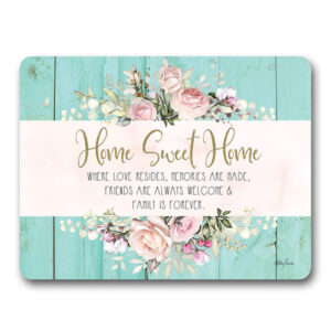 Kitchen Cork Backed Placemats AND Coasters ENGLISH ROSE HOME Set 6 New