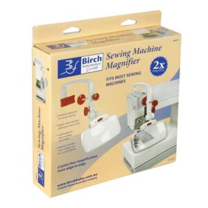 Birch Sewing Machine Magnifier fits Most Machines New